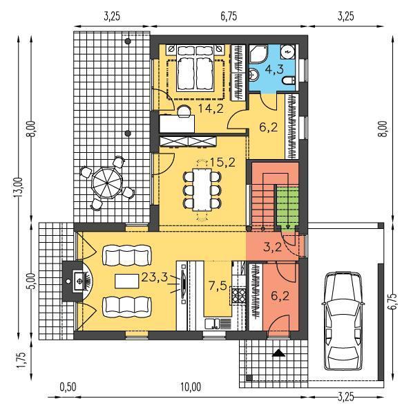 Projektování stavby